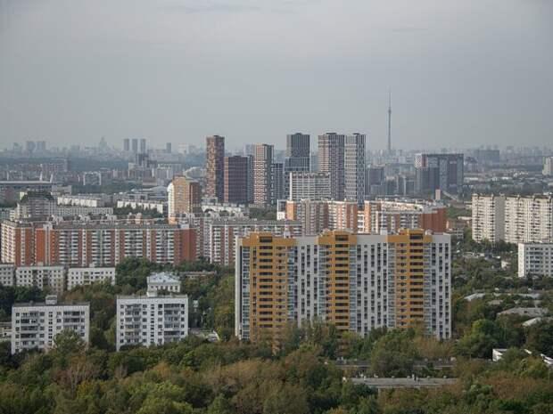 "Пять улиц на западе столицы благоустроят в формате ""от дома до дома"""