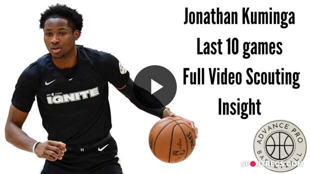 Jonathan Kuminga - Video Scouting Insight