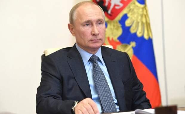 Выступление Путина на ВЭФ: главное