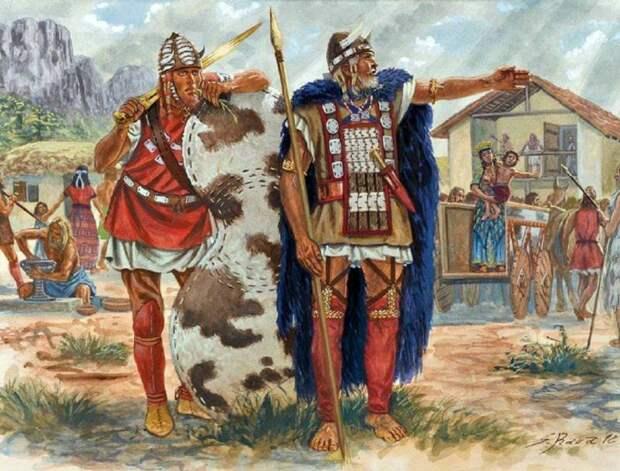 Древняя Спарта. Спарта изначальная