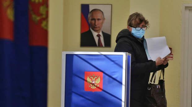 Трехдневные выборы в Госдуму завершились во всех регионах России