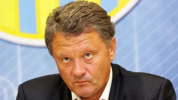 «Россия оккупировала нашу территорию, а теперь еще смеет что-то рекомендовать». Маркевич о форме сборной Украины