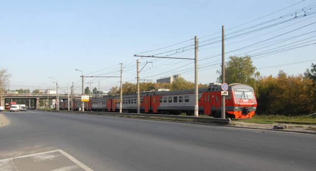 Акция «Дорога железная – не для игры!» проводится на Горьковской железной дороге