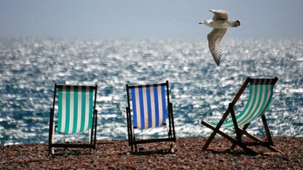 Синоптики рассказали, где в Бархатный сезон будет самая тёплая вода в Крыму