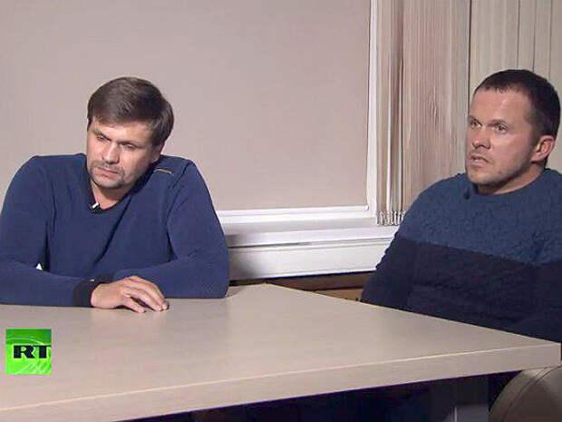 Bellingcat: «Петров» и «Боширов» «получили новую работу» в российских регионах