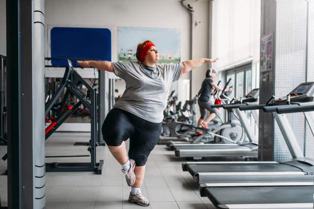 Названа ещеодна причина ожирения уженщин