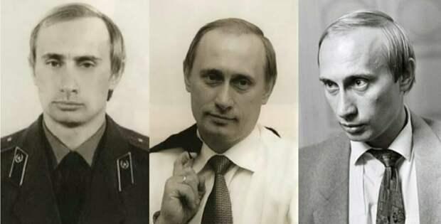 """А когда Путин был подполковником КГБ - он тоже считал, что СССР -""""ничего кроме галош не делает"""" ?"""