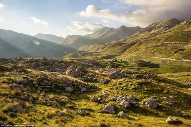 Национальный парк Дурмитор, Черногория европа, красоты, национальные парки, природа