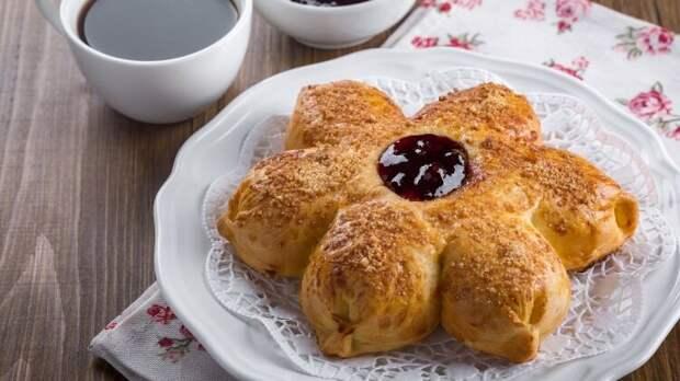 Американец назвал самые вкусные русские булочки