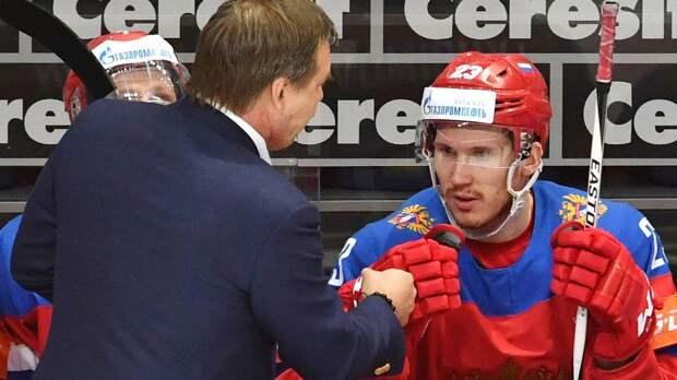 Любимов продлил контракт с «Ак Барсом»