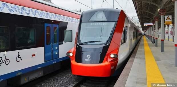 С 21 июня поезда через Пенягино проследуют по новому расписанию