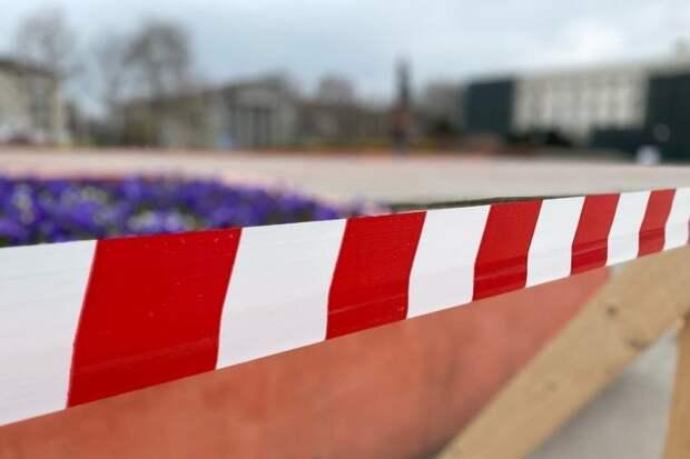 В Симферополе начались работы по реконструкции двух главных площадей