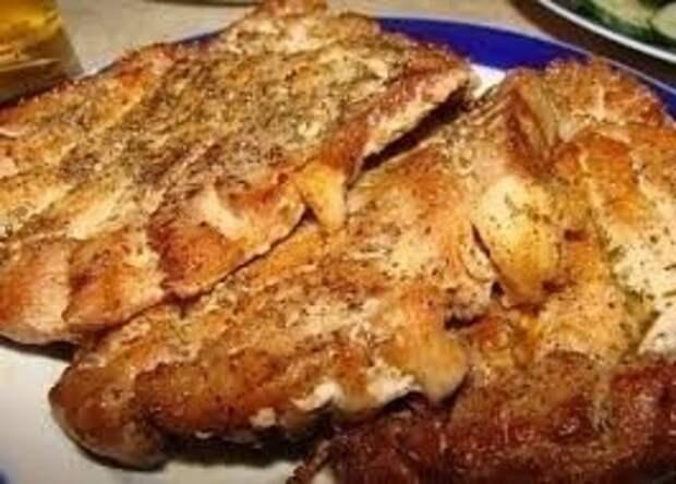 Готовим мясо на скорую руку.