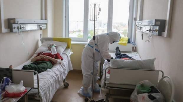 Дополнительные койки для пациентов с коронавирусом появятся в Петербурге