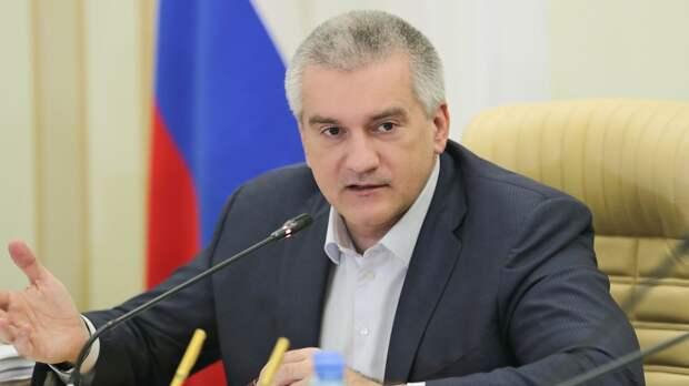 Аксенов рассказал о спецпроекте Украины и США по Крыму