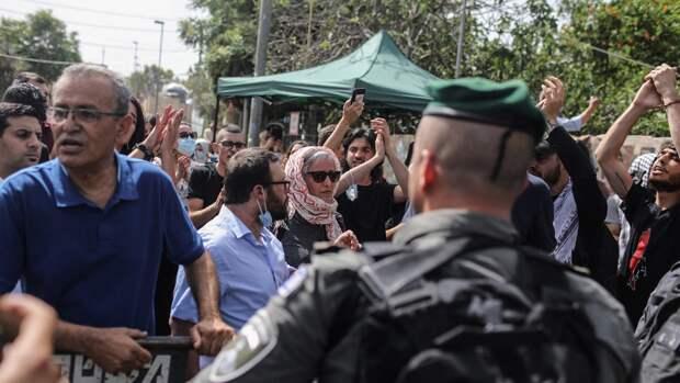 СМИ сообщили об увеличении числа пострадавших палестинцев в ходе столкновений в Иерусалиме