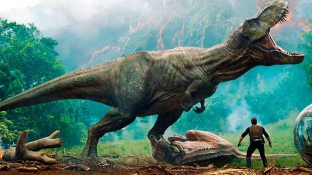 Студия Universal показала, как двигались бы динозавры в реальной жизни