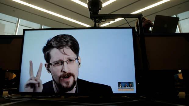 SZ: криптопортрет Сноудена ушёл с молотка за $5,5 млн
