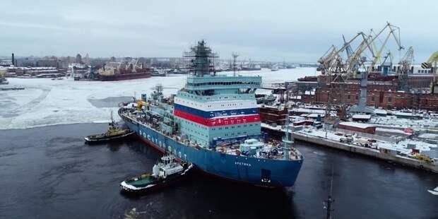 ОСК не пускает «Арктику» в плаванье?