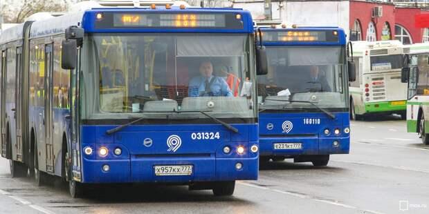 На Савёловском направлении запустят компенсационные автобусы на время путевых работ в мае