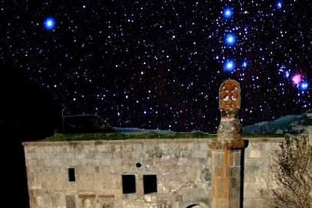 Кто был первым Богом землян и где искать дверь в параллельную Вселенную