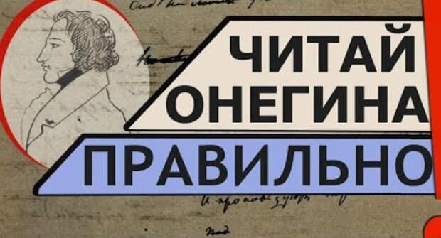 Шифр Онегина. Что хотел сказать Пушкин. В. Козаровецкий