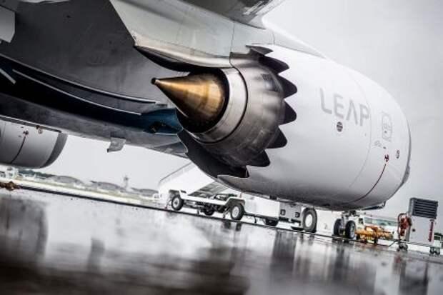 Двигатель CFM International LEAP-1B для Boeing 737 MAX