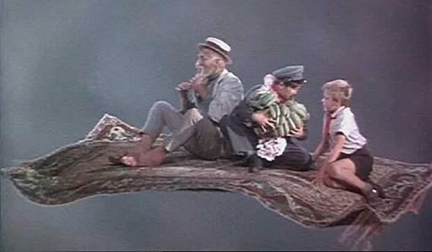 """""""Старик Хоттабыч"""": как создавался любимый фильм советских детей"""