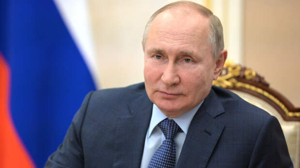 Британский телеканал прервал выступление Джонсона для показа прибытия Путина в Женеву