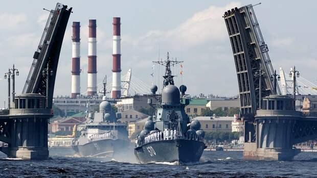 Опрос показал, чей флот россияне считают самым сильным в мире