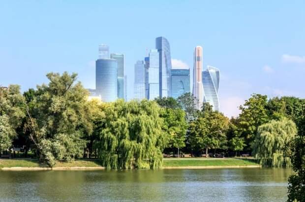 Москва подтвердила соответствие мировым требованиям куровню жизни иустойчивому развитию: Новости ➕1, 18.05.2021