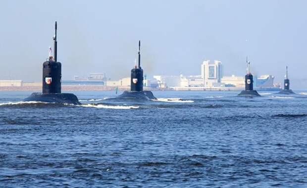 Подводный флот России прирастает новыми «Бореями» и«Ясенями»
