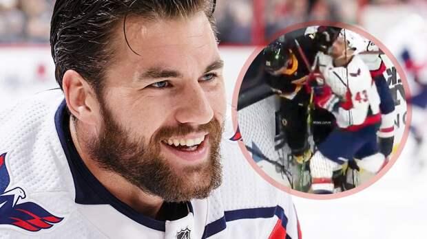 Департамент безопасности игроков НХЛ проведет слушание по делу Уилсона за грубый фол в матче с «Бостоном»