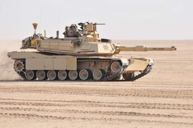 Обновленный Abrams оказался слишком тяжел для Европы