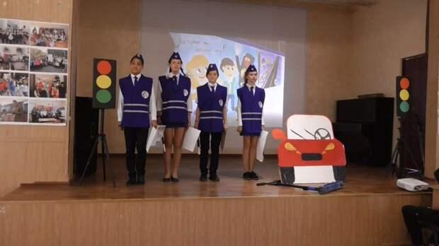 В Ялте сотрудники Госавтоинспекции провели городской этап Всероссийского конкурса «Безопасное колесо»