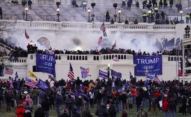 Пророчества Донахью: Америка наперепутье, бунтари пропагандируют революцию
