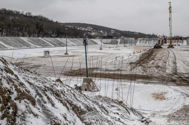 В Севастополе водозабор на реке Бельбек запустят 1 марта