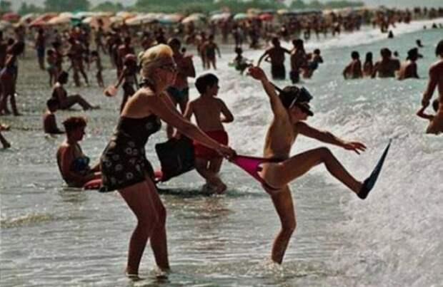 Прелести летнего сезона: 18 отпадных пляжных фотографий