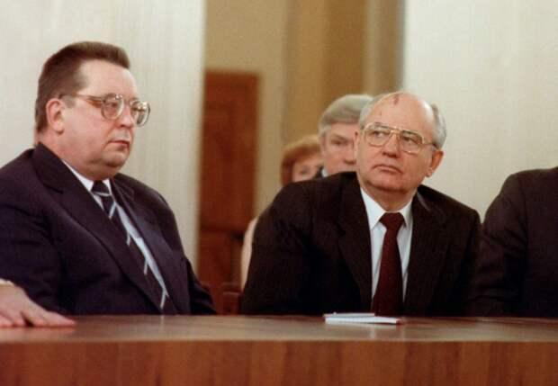 Анатомия «перестройки»: от ГКЧП – до распада Советского Союза
