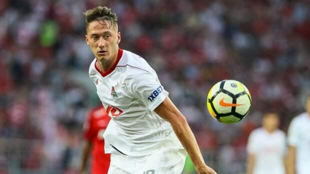 Российский полузащитник Миранчук забил седьмой гол за итальянскую «Аталанту»