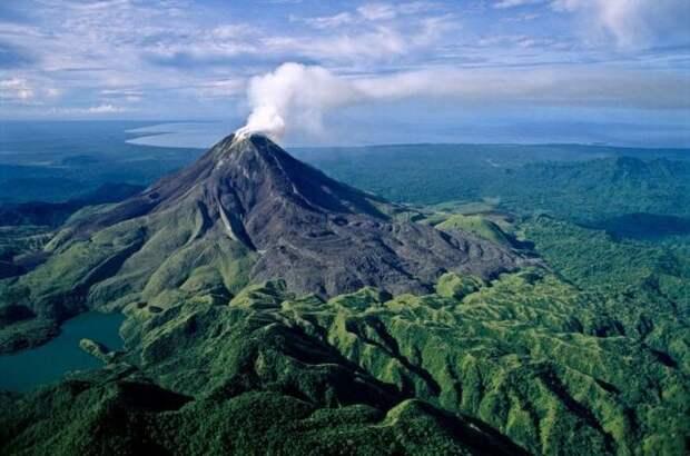 Фото с незабываемой красотой нашей природы (12 фото)