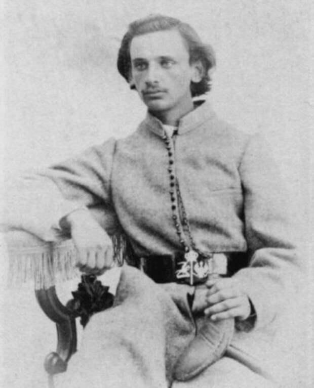 Русские старообрядцы против польских мятежников в 1863 году