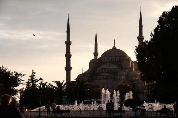Власти Турции объявили в стране полный локдаун