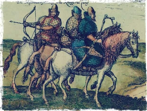 Ориентализация русской армии XIV—XVI веков (рассказывает историк Олег Двуреченский)