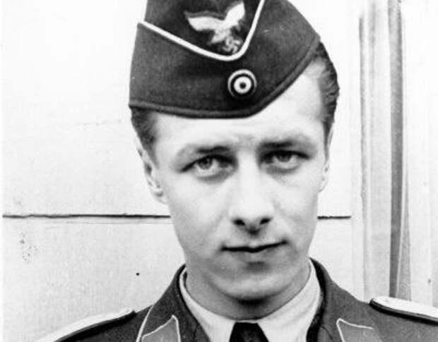 Генриха Айнзидель: как внук Бисмарка стал воевать на стороне СССР