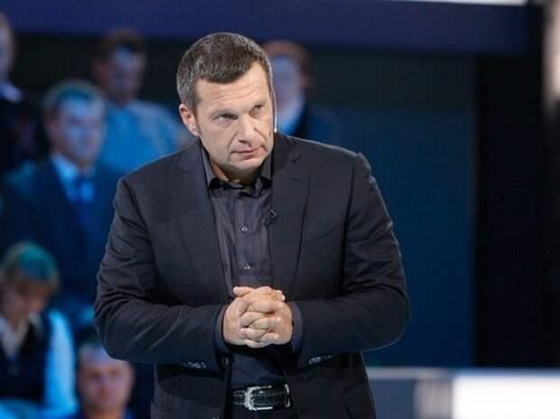 Соловьев заподозрил оскорбившего его Гордона в гомосексуальности