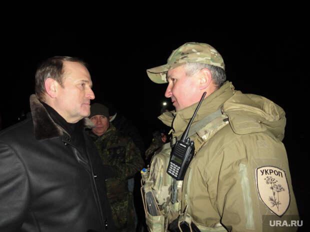 Кремль оценил идею обобмене Медведчука наосужденных украинцев