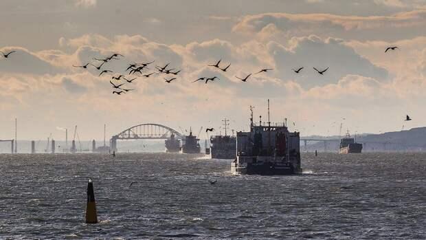 Россия на полгода закрыла для иностранных судов некоторые районы Черного моря