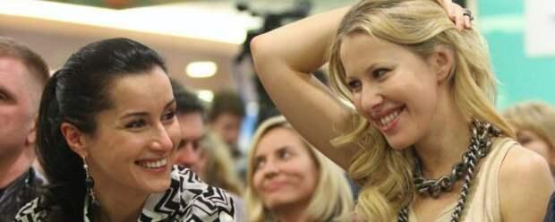 Тина Канделаки рассказала, что поссорилась с Ксенией Собчак из-за мужчины