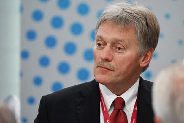 В Кремле объяснили слова Путина про возможность уйти на карантин